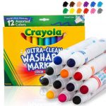 Crayola Ultra Clean Washable Markers 01