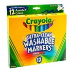 Crayola Ultra Clean Washable Markers 04